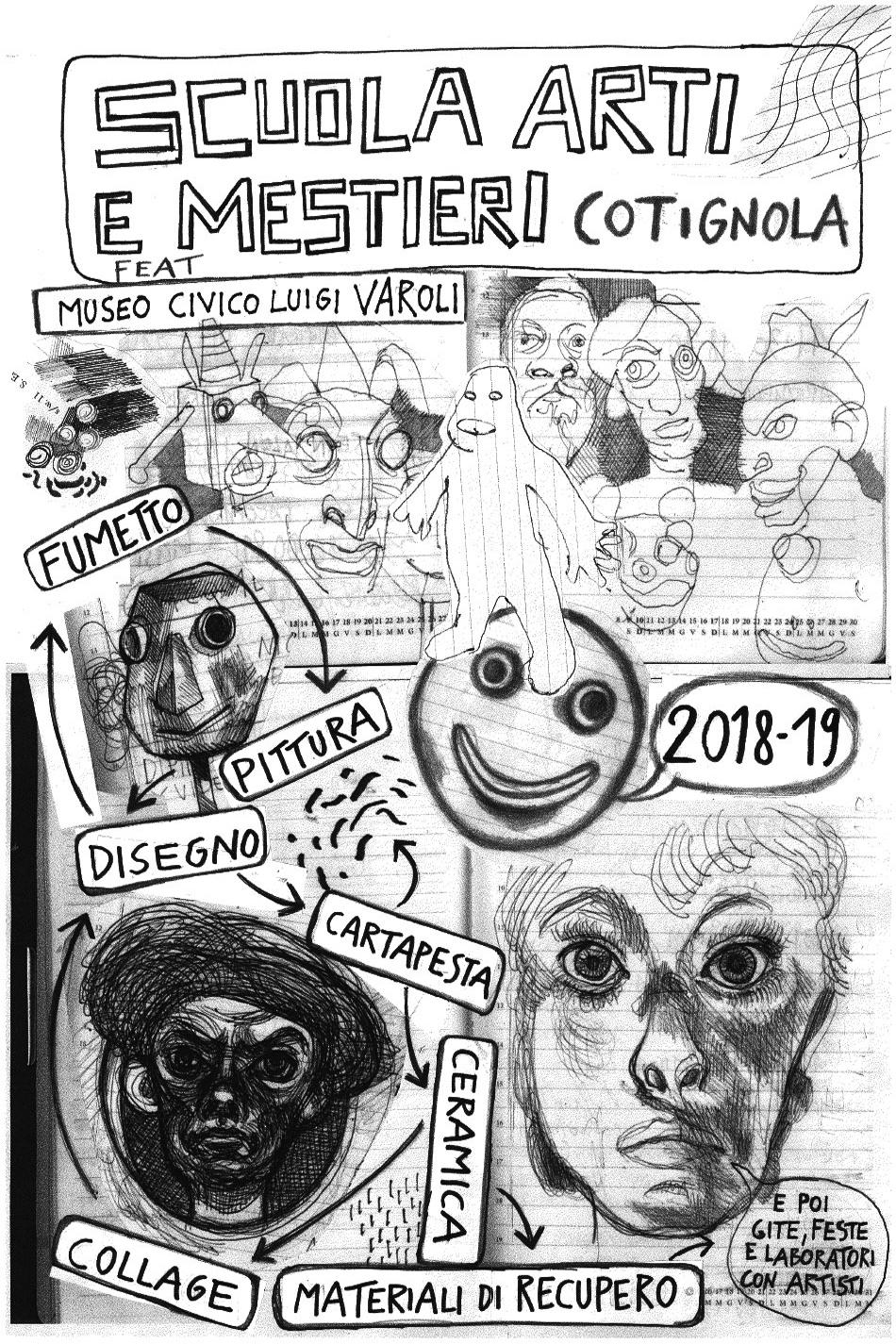 Corsi Arti e Mestieri 2018/'19