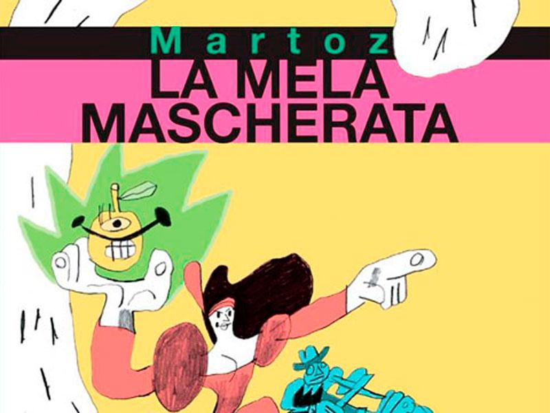 La mela Mascherata, un fumetto di Martoz