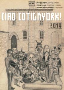 locandina cotignyork 2019