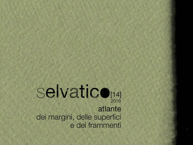 Catalogo Selvatico 14 – 2019